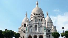 Monument sacré coeur paris